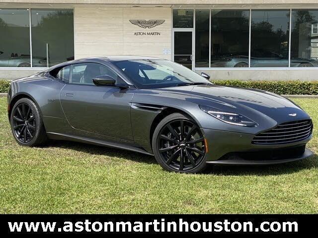 2020 Aston Martin DB11 V8 Coupe RWD