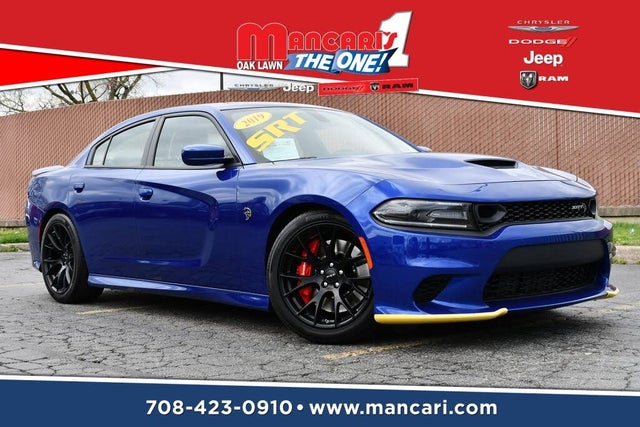 2019 Dodge Charger SRT Hellcat RWD