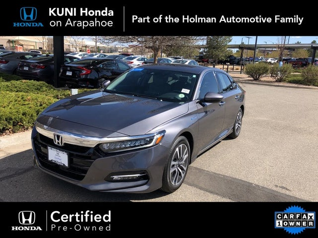 2019 Honda Accord Hybrid Touring FWD