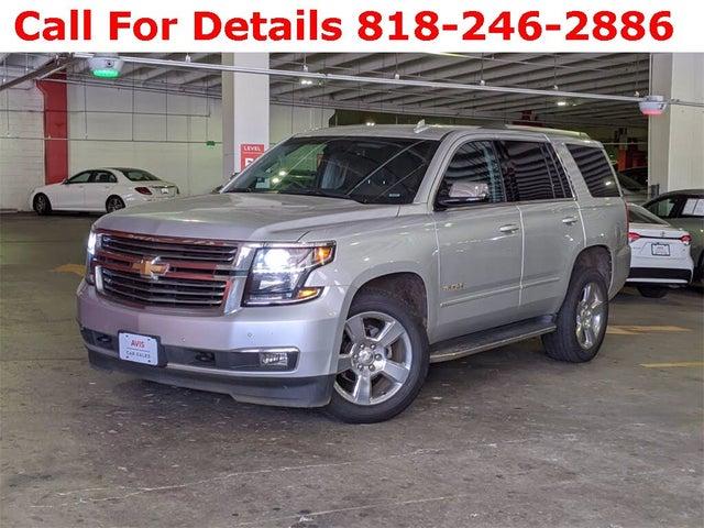 2018 Chevrolet Tahoe Premier RWD