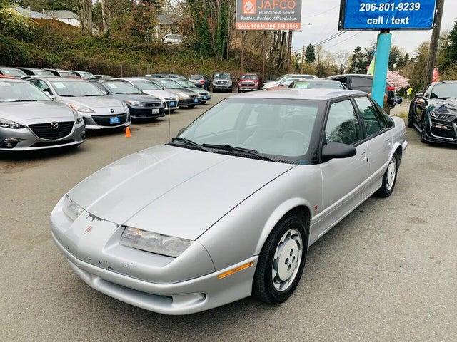 1993 Saturn S-Series 4 Dr SL2 Sedan
