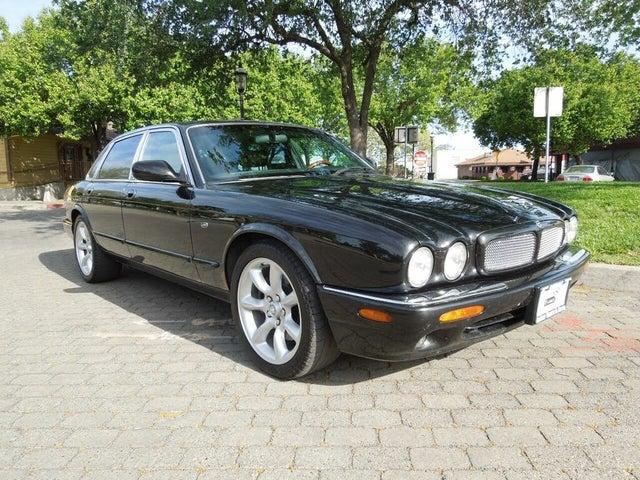 2001 Jaguar XJ-Series XJR Supercharged RWD