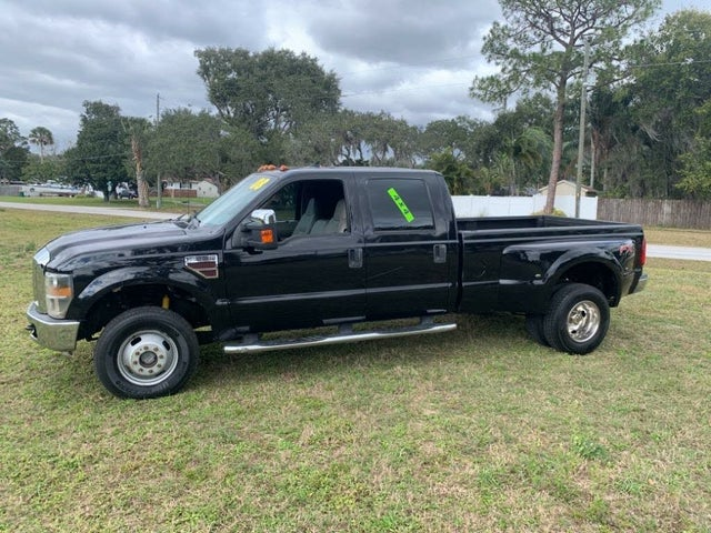 2008 Ford F-350 Super Duty FX4 Crew Cab DRW
