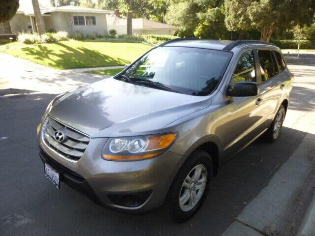2011 Hyundai Santa Fe 2.4L GLS AWD