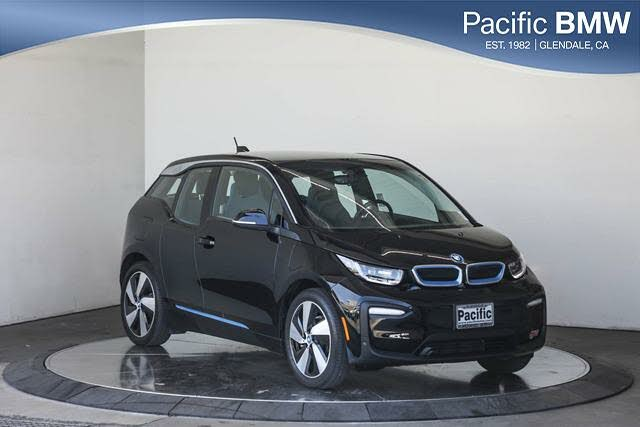 2018 BMW i3 94 Ah RWD with Range Extender