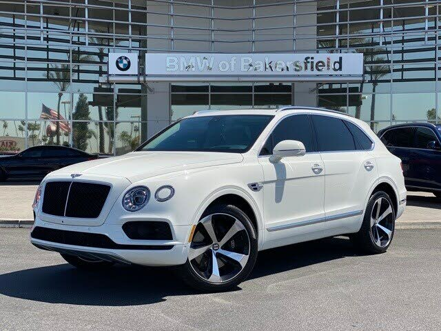 2020 Bentley Bentayga V8 AWD
