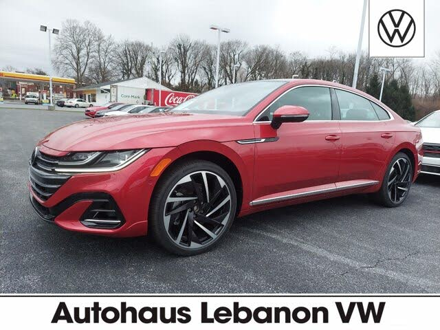 2021 Volkswagen Arteon 2.0T SEL Premium 4Motion AWD with R-Line