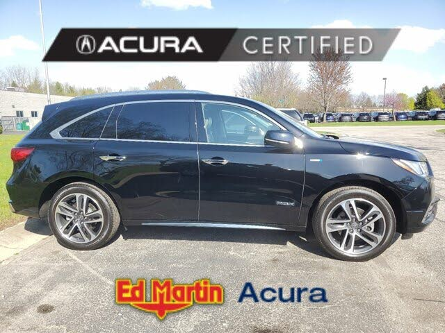 2020 Acura MDX Sport Hybrid SH-AWD with Advance Package