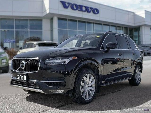 2019 Volvo XC90 T6 Momentum AWD