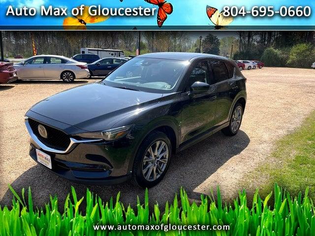 2020 Mazda CX-5 Grand Touring FWD