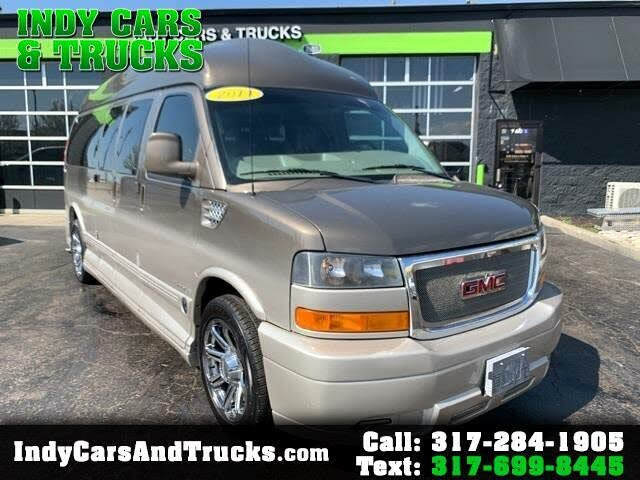 2014 GMC Savana Cargo 2500 Extended RWD with Upfitter