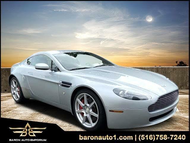 2007 Aston Martin V8 Vantage Coupe RWD