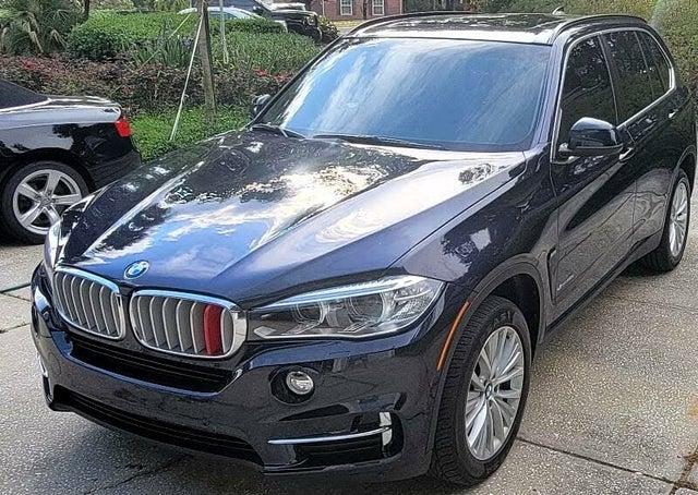 2015 BMW X5 xDrive50i AWD