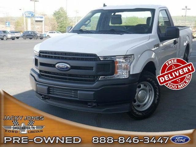 2020 Ford F-150 XL 4WD