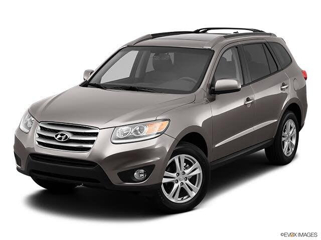 2012 Hyundai Santa Fe 2.4L Limited FWD