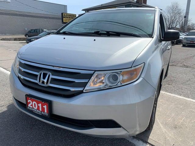 2011 Honda Odyssey EX FWD with DVD
