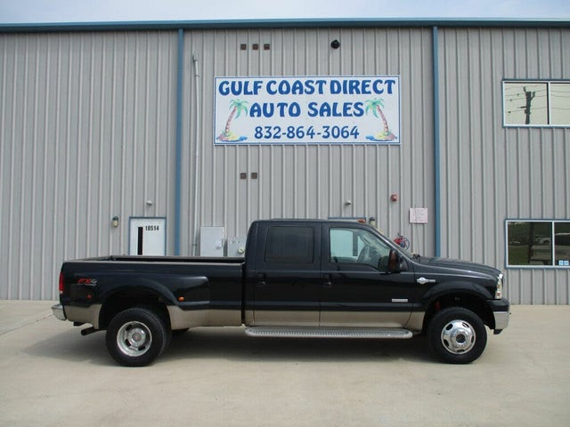 2006 Ford F-350 Super Duty King Ranch Crew Cab LB DRW 4WD