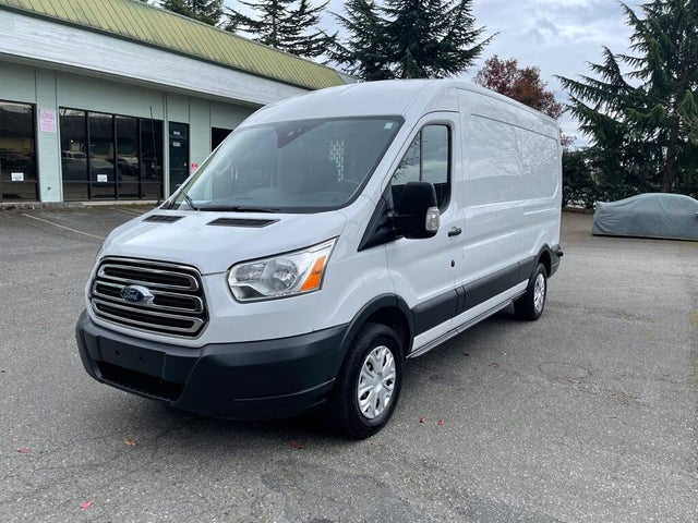 2016 Ford Transit Cargo 150 3dr LWB Medium Roof with Sliding Passenger Side Door