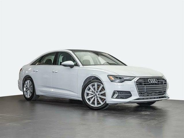 2019 Audi A6 3.0T quattro Progressiv Sedan AWD