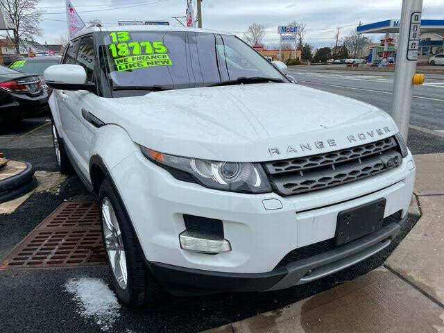2013 Land Rover Range Rover Evoque Pure Plus Hatchback