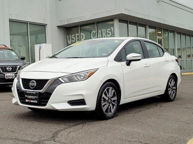 2020 Nissan Versa SV FWD