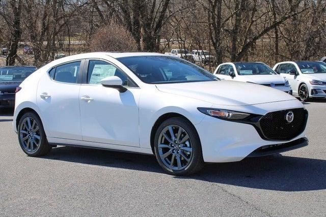 2021 Mazda MAZDA3 Preferred Hatchback AWD