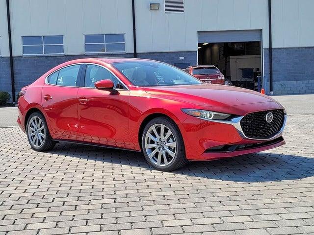 2021 Mazda MAZDA3 Premium Sedan FWD