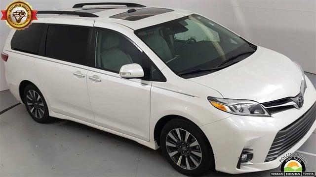2019 Toyota Sienna Limited 7-Passenger FWD