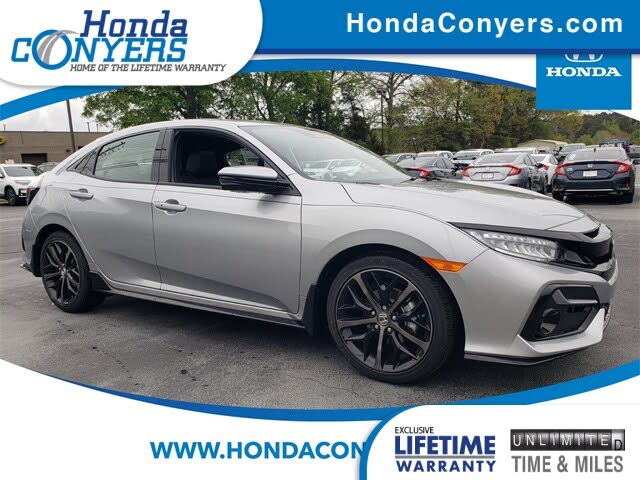 2021 Honda Civic Hatchback Sport Touring FWD