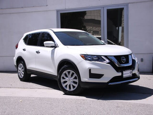 2019 Nissan Rogue S FWD