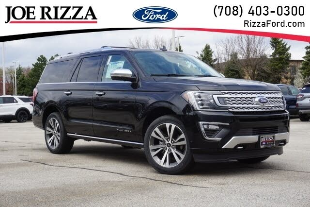 2021 Ford Expedition MAX Platinum 4WD
