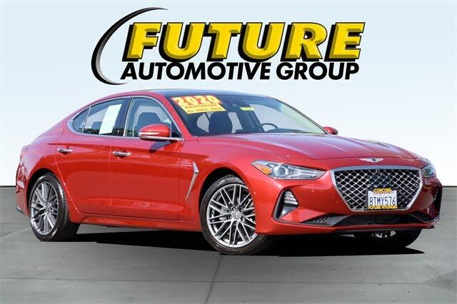 2020 Genesis G70 2.0T AWD
