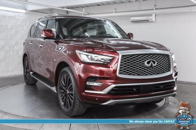 2020 INFINITI QX80 Limited AWD