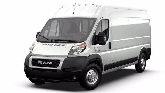 2021 RAM ProMaster 3500 159 High Roof Cargo Van FWD
