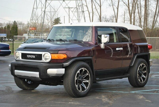 2007 Toyota FJ Cruiser 2WD