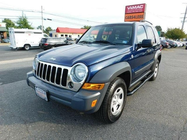 2007 Jeep Liberty Sport 4WD