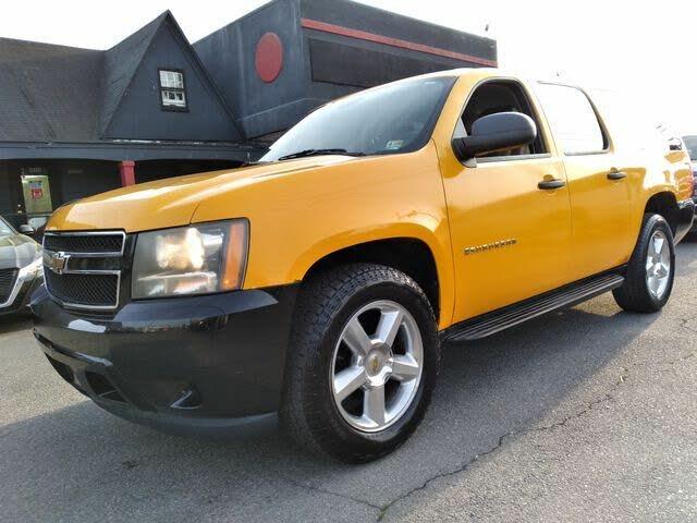 2009 Chevrolet Suburban 1500 LS 4WD