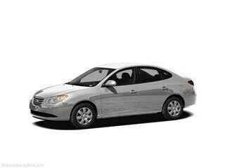 2010 Hyundai Elantra GL Sedan FWD
