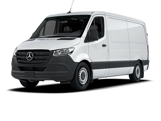 2019 Mercedes-Benz Sprinter 2500 144 High Roof Crew Van RWD