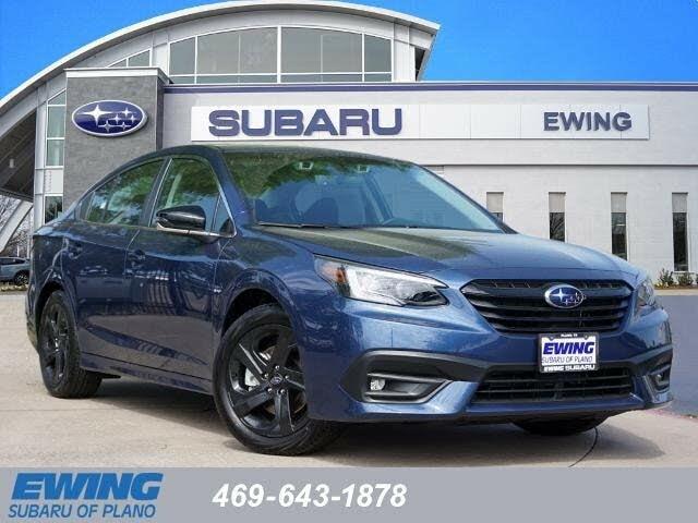 2021 Subaru Legacy Sport AWD