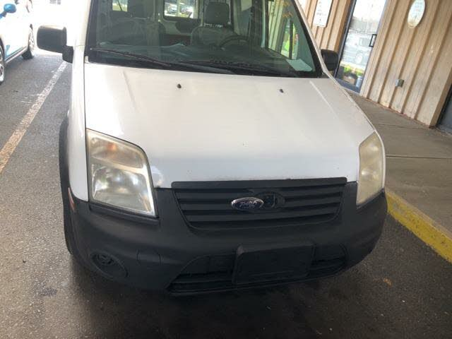 2013 Ford Transit Connect Cargo XL FWD with Rear Glass