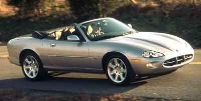2000 Jaguar XK-Series XK8 Convertible RWD