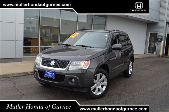 2012 Suzuki Grand Vitara Limited AWD