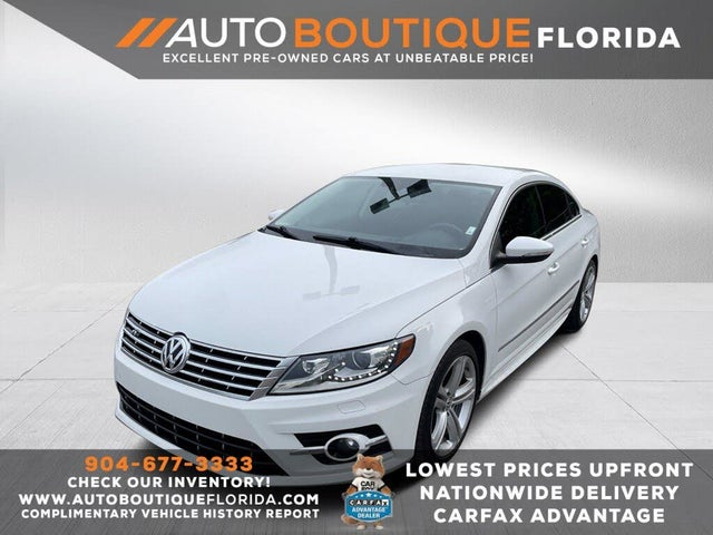 2015 Volkswagen CC 2.0T R-Line FWD