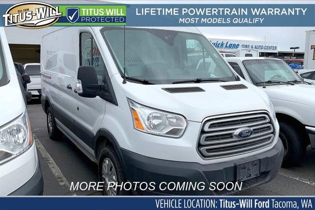 2016 Ford Transit Cargo 250 3dr SWB Medium Roof with Sliding Passenger Side Door
