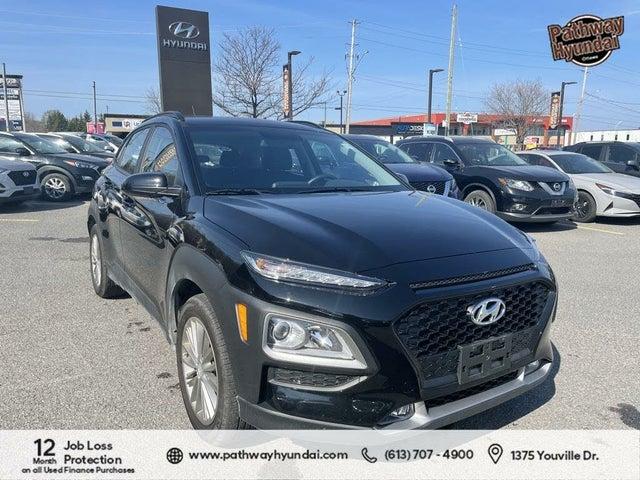 2020 Hyundai Kona Preferred FWD