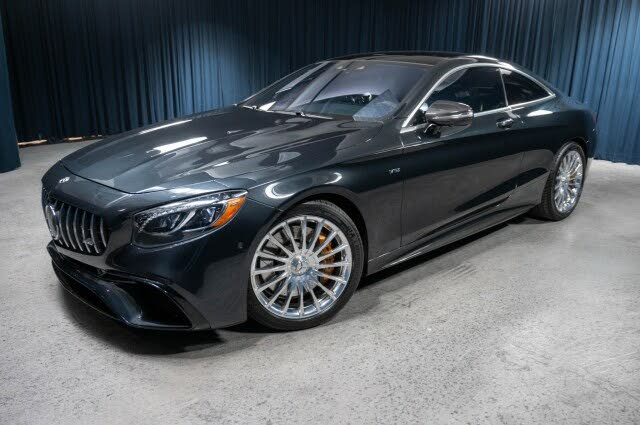 2018 Mercedes-Benz S-Class Coupe S 65 AMG