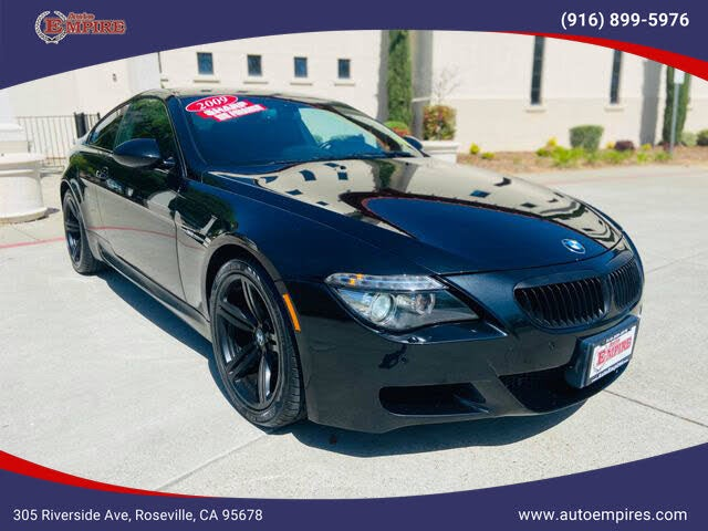 2009 BMW M6 Coupe RWD
