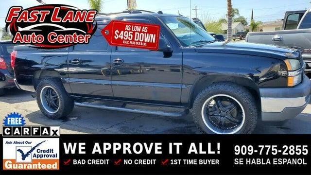 2005 Chevrolet Avalanche 1500 Z66 RWD