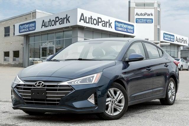 2019 Hyundai Elantra Preferred Sedan FWD